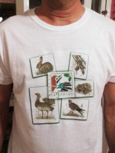 Camiseta Grupo Tagonius