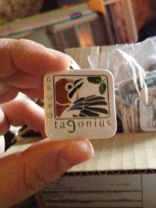 Chapa Grupo Tagonius